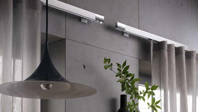 gardinenstangen und leisten heim ausstattung i schmid in m nchen. Black Bedroom Furniture Sets. Home Design Ideas